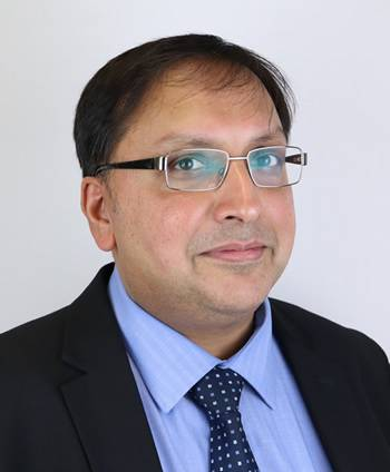 Dr Nabil Ponnambath