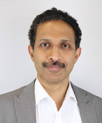 Mr Abraham Manoj Thomas